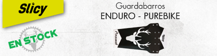 Guardabarros Enduro Slicy