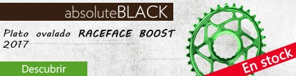 Absolute Black RaceFace Boost