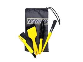 Pedros Kit de Cepillos Pro Brush Kit 2014