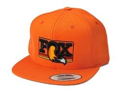 Fox Racing Shox Tapa Heritage Naranja
