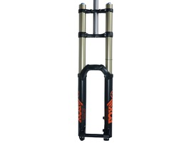 Fox Racing Shox Horquilla 40 Coil Performance Elite 27,5 Negro / Naranja 2016