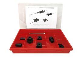 Black Bearing Kit para instalar rodamientos