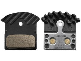 Shimano Pastillas de freno Ice Tech para M675 / M785 / M985