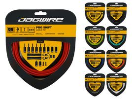 Jagwire Kit cables y fundas de cambio Pro Shift 2019