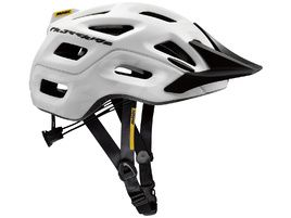 Mavic Casco Crossride Blanco 2018