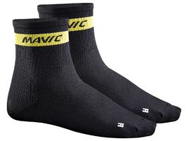 Mavic Calcetines Cosmic Medio Negro 2018
