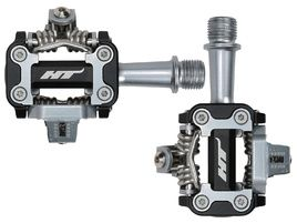 HT Components Pedales M1 Negro 2018