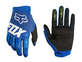 Fox Guantes Dirtpaw Race Azul 2018