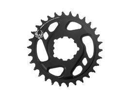 Sram Plato X-Sync 2 GX Eagle Direct Mount 6 mm Negro