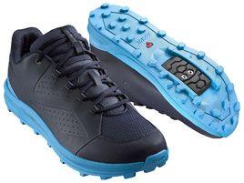 Mavic Zapatillas XA Negro y Azul 2019