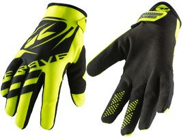 Kenny Guantes Brave Amarillo Fluo 2019