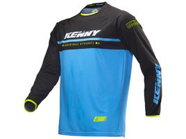 Kenny Maillot Elite Blue / Negro 2019