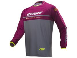 Kenny Maillot Elite Burgundy 2019