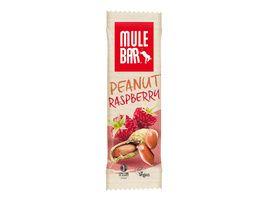 Mulebar Barre énergétique Cacahuète, Framboise - A l'unité (1x40 gr)