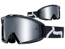 Fox Gafas Main Race Negro 2019
