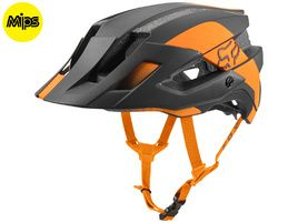 Fox Casco Flux MIPS Conduit Atomic Naranja 2019