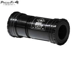 Black Bearing Pedalier PF41 86/92 B5 para eje 24 mm y GXP (22/24 mm) 2019
