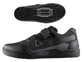 Leatt Zapatillas 5.0 Clip Negro 2021