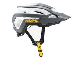 100% Casco Altec Charcoal 2020