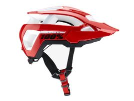 100% Casco Altec Rojo 2020