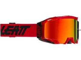 Leatt Gafas Velocity 5.5 Iriz - Rojo 2021