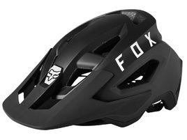 Fox Casco Speedframe MIPS Negro y Blanco 2021