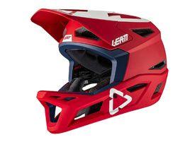Leatt Casco MTB 4.0 Rojo Chili 2021