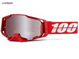 100% Gafas Armega Hiper Rojo 2021