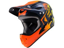 Kenny Casco Down Hill Orange 2022