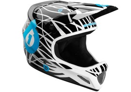 661 Sixsixone Casco Evolution Wired Black / Blue Tallas XL