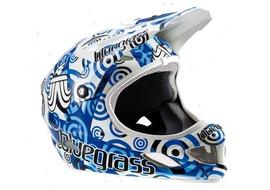 Bluegrass Casco Brave Target Azul talla S 2012