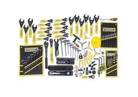 Pedros Juego de herramientas Bench in a box 2014