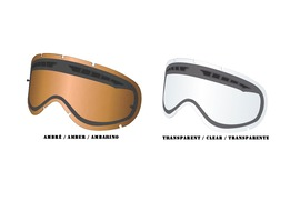 Dragon Lente doble para gafas MDX