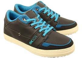 DZR Zapatillas Sense Pro Negro y Azul 2015