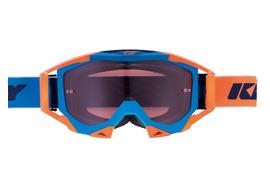 Kenny Gafas Titanium Azul / Naranja