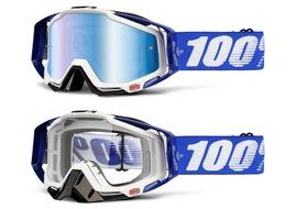 100% Gafas Racecraft Cobalt Blue 2018