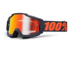 100% Gafas Accuri Gunmetal 2018