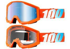 100% Gafas Strata Naranja 2018