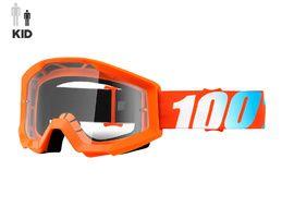 100% Gafas Strata Youth Orange 2018
