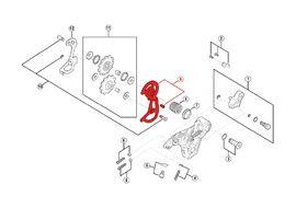 Shimano Caja externa para cambio Saint M810