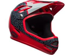 Bell Casco Sanction Rojo / Gris 2018