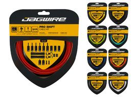 Jagwire Kit cables y fundas de cambio Pro Shift