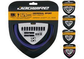 Jagwire Kit cables y funda de cambio Universal Sport