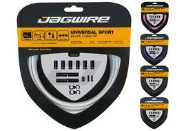 Jagwire Kit cables y funda de freno Universal Sport