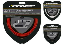 Jagwire Kit cables y fundas cambio Mountain Elite Sealed 2018