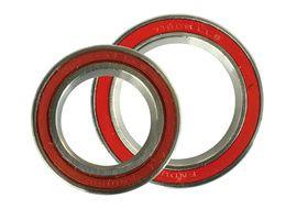 Enduro Bearings Rodamiento ABEC 5 de contacto angular