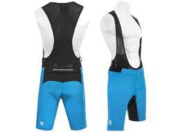 Mondraker Short Trail con culotte badana desmontable Azul / Negro