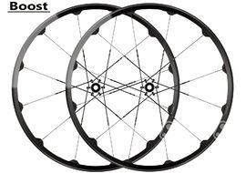 "Crank Brothers Pareja de ruedas Cobalt 2 Boost 29"" negro / gris 2020"