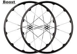 "Crank Brothers Pareja de ruedas Cobalt 3 Negro 29"" Boost 2020"