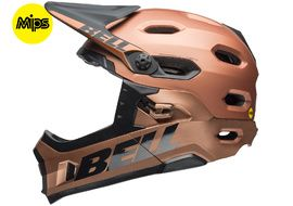 Bell Casco Super DH MIPS Marrón / Negro 2018